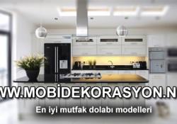 2015 / 2016 Hazır mutfak modelleri