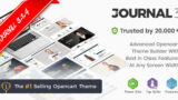 journal opencart teması